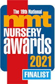 Finalist logo for the NMT